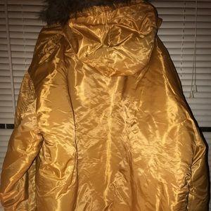 Jacket retro 80s style